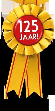 125 jaar