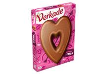 Chocoladehart Melk 135g