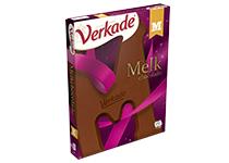Verkade Chocoladeletter Melk 200g