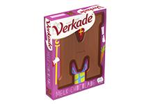Verkade Chocoladeletter Melk 65g