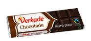 Verkade Chocolade extra puur
