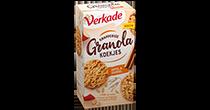 Granola koekjes appel & kaneel