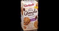 Granola koekjes pure choco & amandel