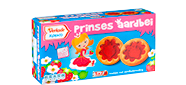 Verkade Kids Princessenkoekje | Prinses Aardbei