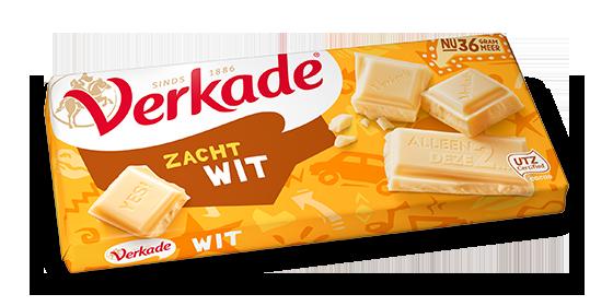 merk snoepreep wafel in chocola