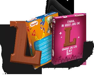 chocolade <b>letter</b>