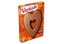 Chocoladehart Karamel Zeezout 135g
