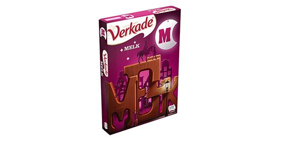 Verkade Chocoladeletter Melk 135g