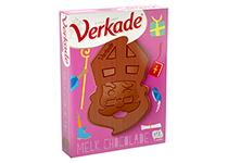 Verkade melk chocolade sintje