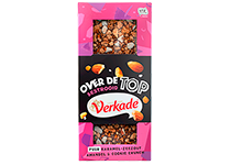 Over De Top Puur Karamel-zeezout Amandel & Cookie Crunch