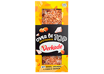 Over De Top Wit Kokos Amandel & Cookie Crunch