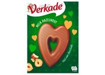 Chocoladehart Hazelnoot